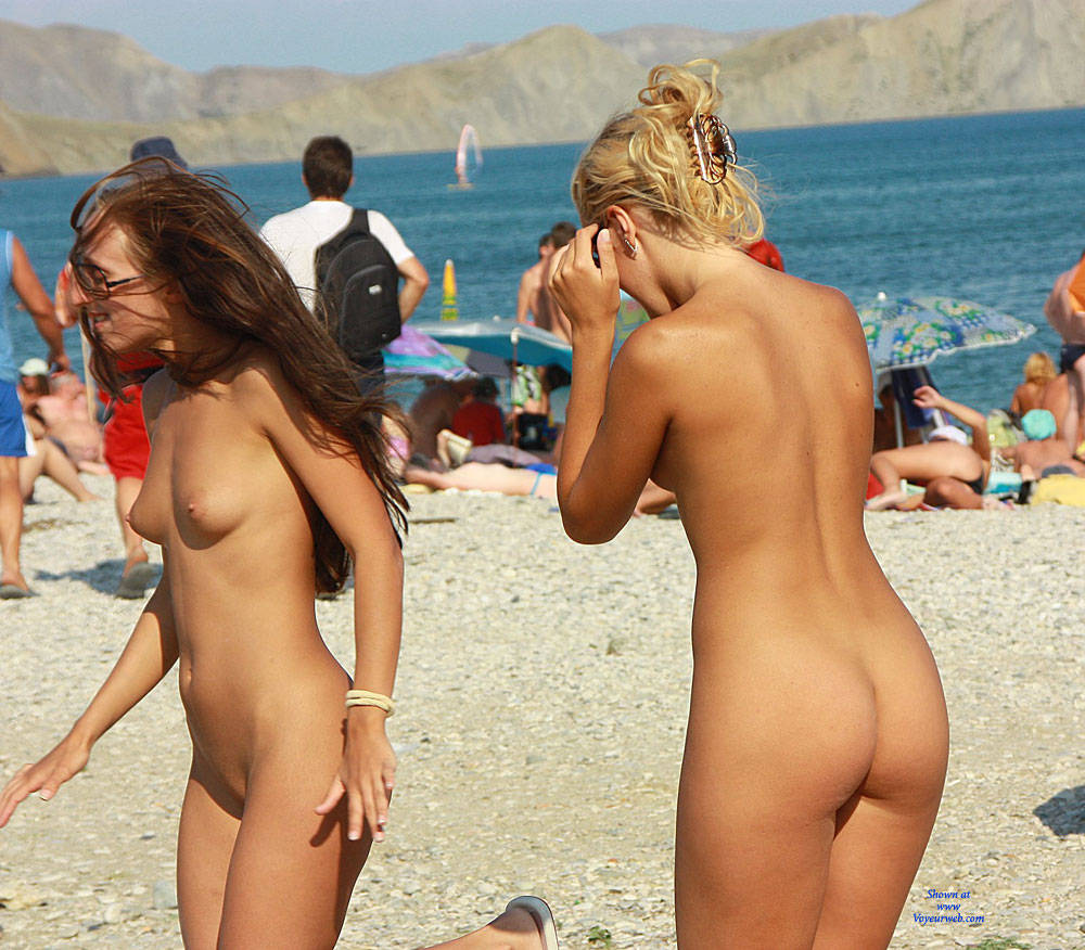 Dancing On The Beach - January, 2015 - Voyeur Web-8550