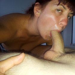 Missy - Blowjob, Brunette