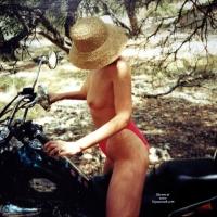 Nude Wife on Biking Trip - Wife/Wives, Flashing
