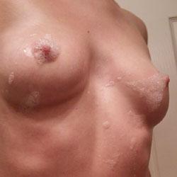 Soapy Boobs
