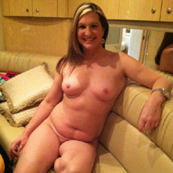 Fun On The Sofa - Big Tits