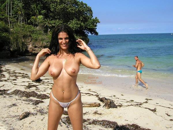 Pic #8 - Vanessa Beach Show