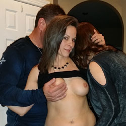 Friends Pics - Brunette, Wife/Wives