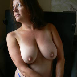 Large tits of a neighbor - renee