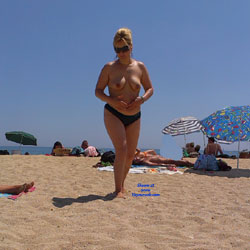Russian Girl Beach - Beach, Big Tits