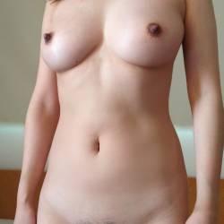 Large tits of my wife - Jennifer