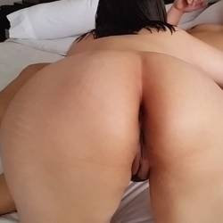 My wife's ass - Babey