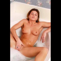 Playing In The Tub