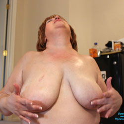 BBW Sandy Gets Brave - Big Tits, BBW
