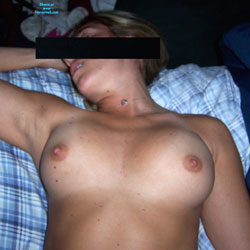 Nighttime Fun - Big Tits