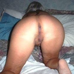 My wife's ass - Sexy Sweet Alice