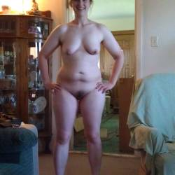 Medium tits of my girlfriend - becky m.