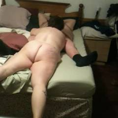 Chubby Wife Blows - Brunette, Wife/Wives