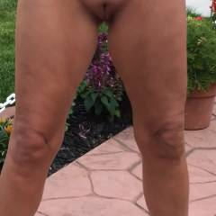 Summertime Fun - Outdoors, Shaved