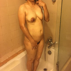 Shower Me Baby - Big Tits, Wife/Wives