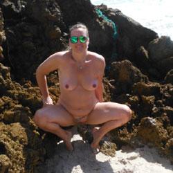 A Funny Time At Beach..... Hummmm - Beach