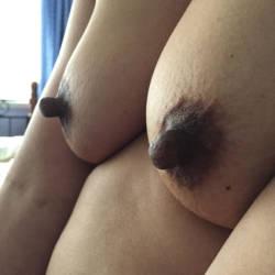 Medium tits of my wife - Jackie