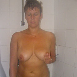 An In Shower - Shaved