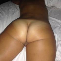 My wife's ass - Chloe