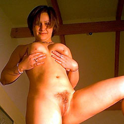 Sweety - Big Tits, Brunette, Bush Or Hairy