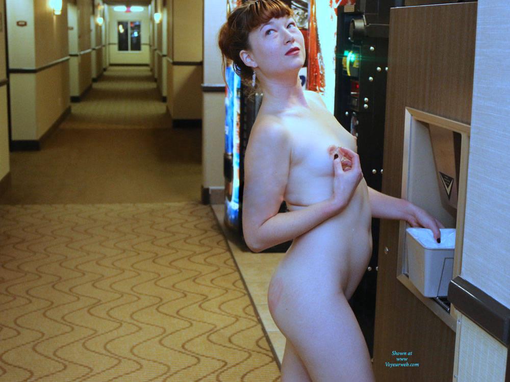 Hotel public naked dares