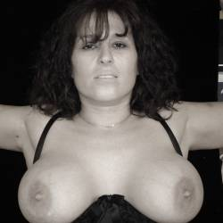 Large tits of my wife - Mrs Good Chest