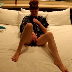 Private Time - Masturbation, Medium Tits, Toys