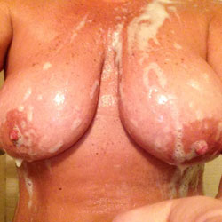 Fuck Buddy Selfies  - Big Tits, Close-Ups, Shaved