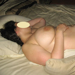 Passed Out Again - Big Tits