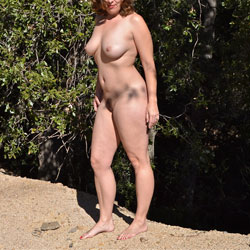 Last Set Of Outdoor Shots - Big Tits, Outdoors