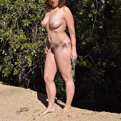 Last Set Of Outdoor Shots - Big Tits, Outdoors