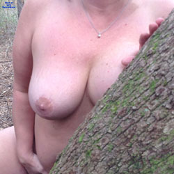 Outdoor Fun - Big Tits