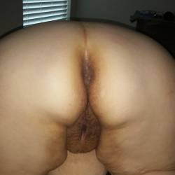 My wife's ass - Marcia