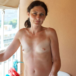 Spain - Brunette, Small Tits