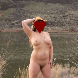 Medium tits of my wife - LL:)