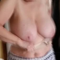 My very large tits - Marie