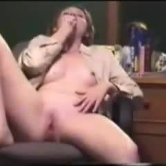 Suzi Jilling Off - Masturbation