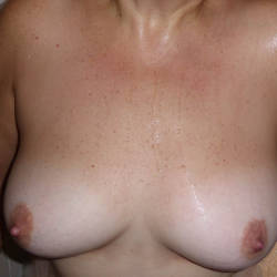 My medium tits - suzy