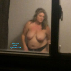 Milf Neighbour Changing - Big Tits