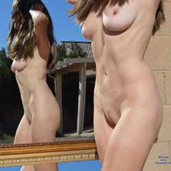 Naked  Reflection - Big Tits, Brunette Hair, Erect Nipples, Firm Tits, Full Nude, Hard Nipple, Huge Tits, Milf, Mirror Shot, Nipples, Perfect Tits, Shaved Pussy, Showing Tits, Hairless Pussy, Hot Girl, Sexy Body, Sexy Boobs, Sexy Figure, Sexy Legs, Wife/Wives, Amateur