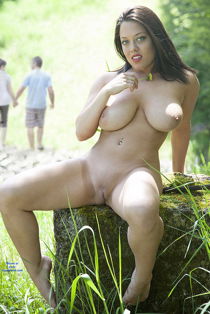 Think, big tits naked women outdoors healthy!