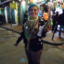 More Pre- Mardi Bourbon Street
