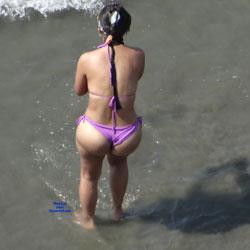 Sexy Woman - Beach, Bikini Voyeur