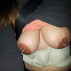 My medium tits - MrsB