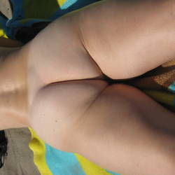 My wife's ass - Jen C