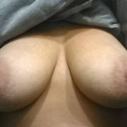 Large tits of my wife - My Baby