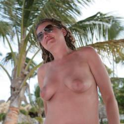 Medium tits of my ex-girlfriend - Ex N
