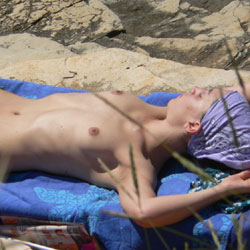 Sunny Summer Vacation - Beach