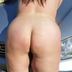 My wife's ass - Jessica
