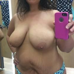 Large tits of my wife - Jessics